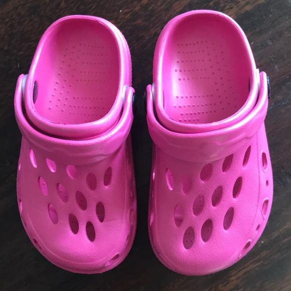 496e3db6d2f5f5 generic Other - Like New - lookalike crocs - size 6 7